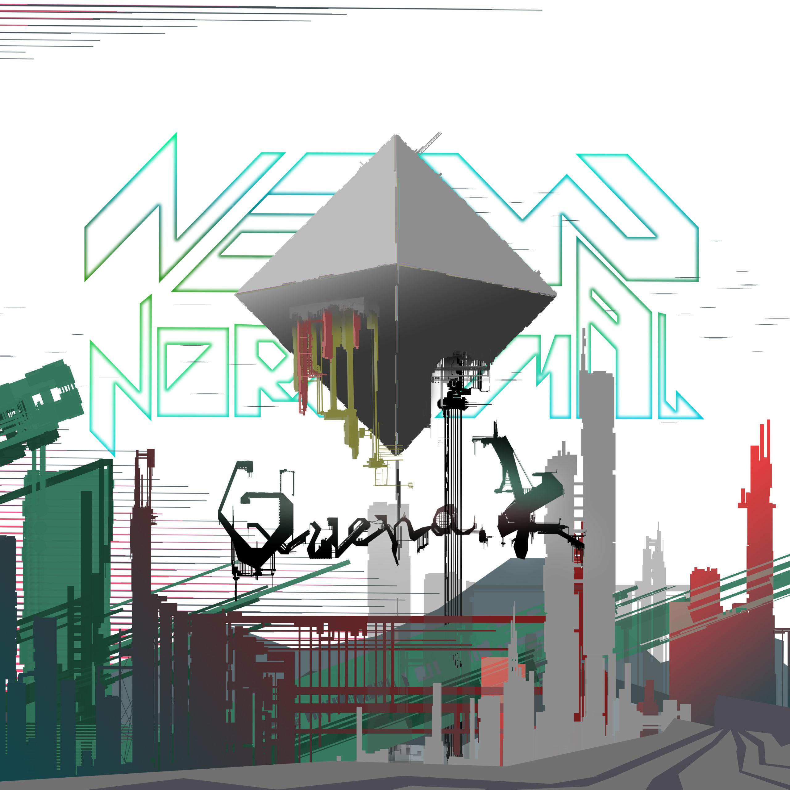 【配信限定アルバム】NEW NORMAL / Quena.K